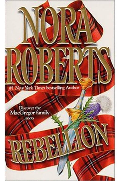 rebellion nora roberts