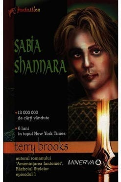 Sabia Shannara Terry Brooks