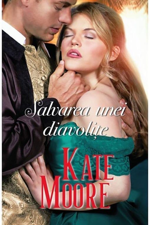 Salvarea unei Diavolite Kate Moore