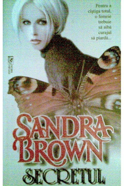 secretul sandra brown
