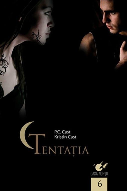 Tentatia PC Cast Kristin Cast