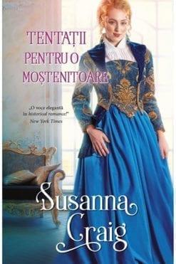 Tentatii pentru o mostenitoare Susanna Craig