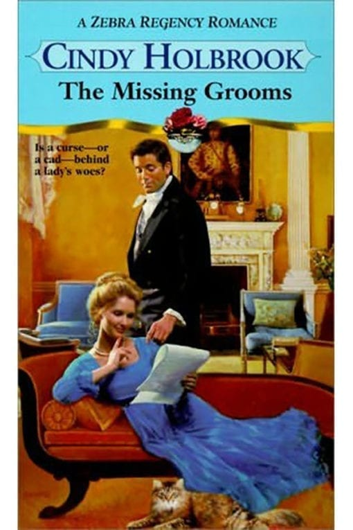 the missing grooms