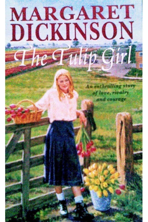 the tulip girl margaret dickinson1