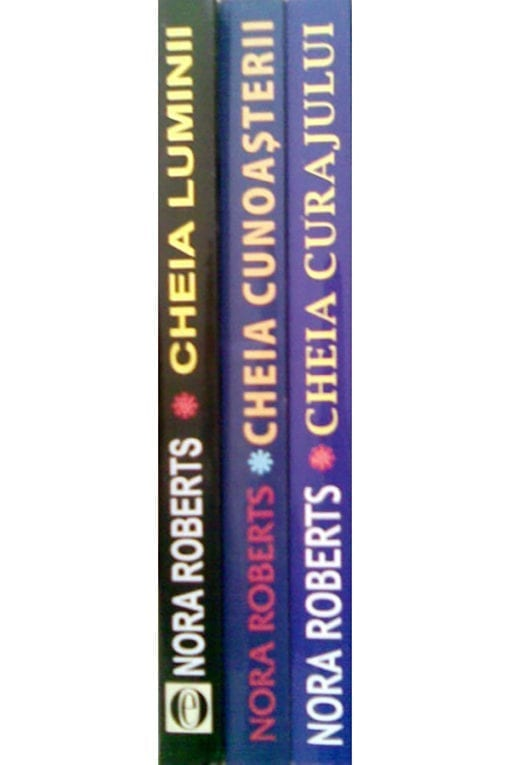 trilogia cheilor