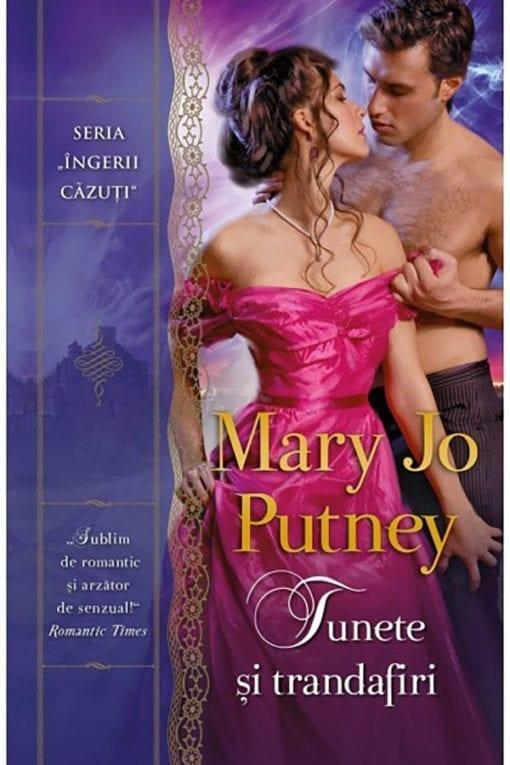 Tunete si Trandafiri - Mary Jo Putney