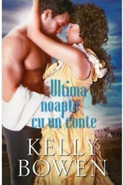 Ultima Noapte cu un Conte Kelly Bowen