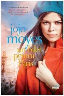 Un bilet pentru Paris Jojo Moyes