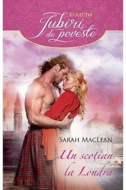 Un Scotian la Londra Sarah MacLean