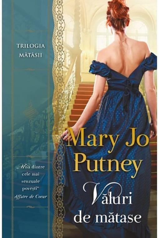 Valuri de matase Mary Jo Putney
