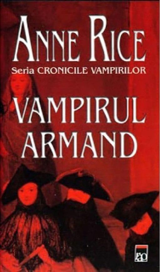 vampirul aramand anne rice