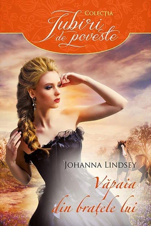 Vapaia din bratele lui Johanna Lindsey