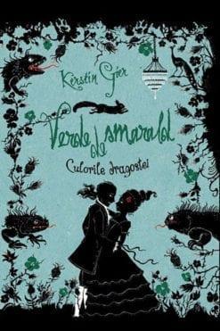 Verde de Smarald Culorile dragostei Kerstin Gier