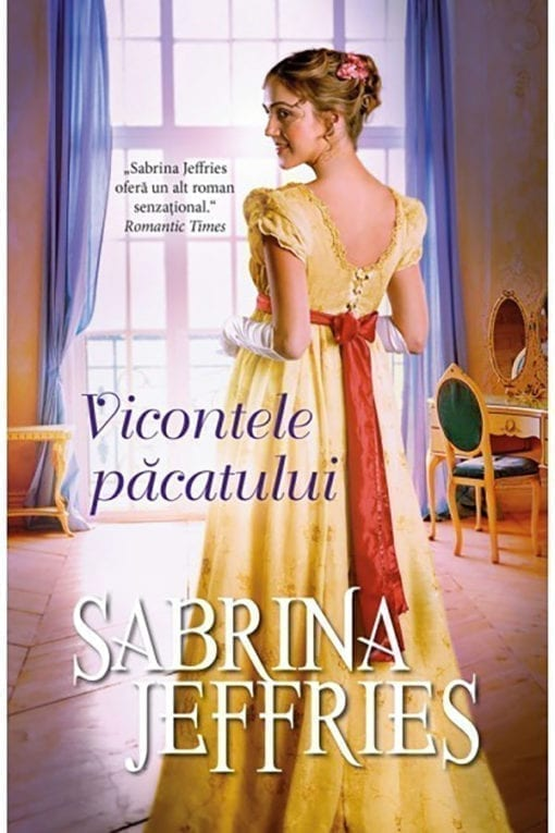 Vicontele pacatului Sabrina Jeffries
