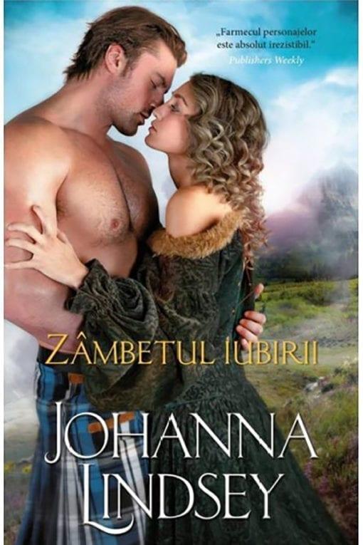 Zambetul iubirii Johanna Lindsey