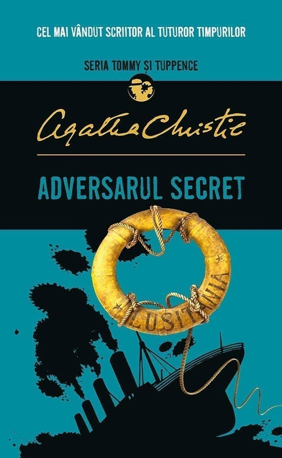 adversarul secret agatha christie litera