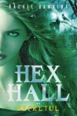 hex hall secretul rachel hawkins litera