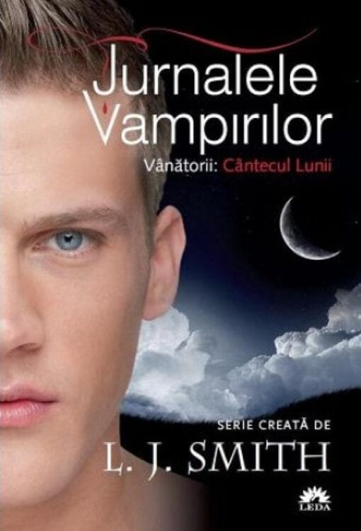 Jurnalele Vampirilor Vanatorii Cantecul Lunii