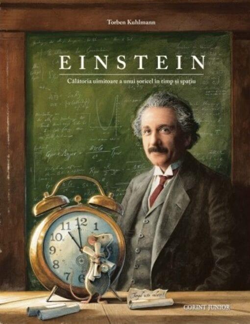 Einstein Calatoria uimitoare a unui soricel in timp si spatiu Torben Kuhlmann