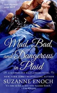 Mad Bad and Dangerous in Plaid 1