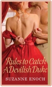 Rules to Catch a Devlish Duke Suzanne Enoch