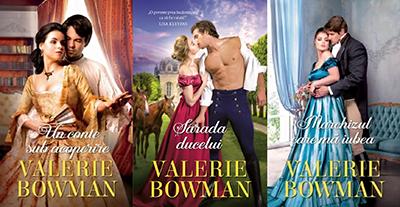 Seria Clubul Valetilor Valerie Bowman