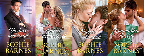 Seria Diamante Neslefuite Sophie Barnes
