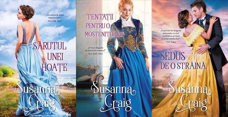 Seria Dorințe Nestăpânite Susanna Craig