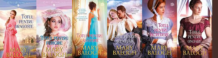 Seria Familia Westcott Mary Balogh