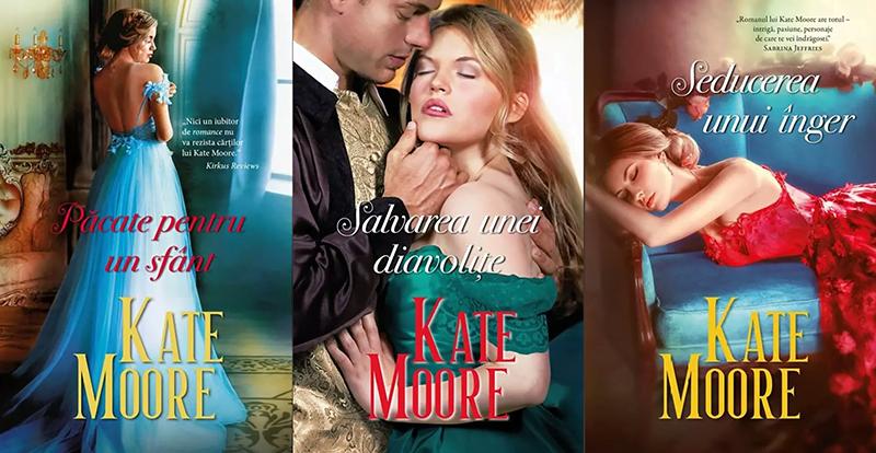 Seria Fiii Păcatului 1 Kate Moore