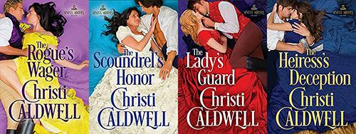 Seria Mirese Păcătoase (Sinful Brides) Christi Caldwell