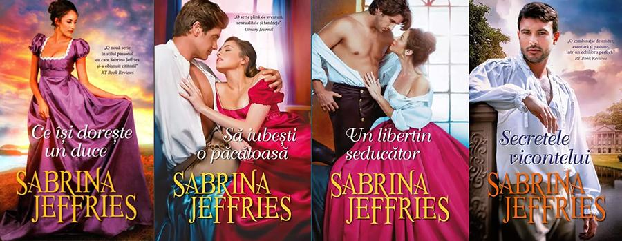 Seria Oamenii Ducelui Sabrina Jeffries