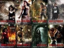 Seria Vampirii din Morganville