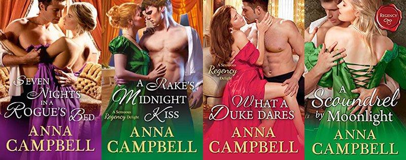 Seria Fiii Pacatului 2 Anna Campbell