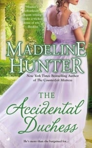 The Accidental Duchess Madeline Hunter