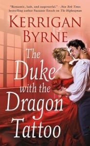 The Duke with the Dragon Tattoo Kerrigan Byrne