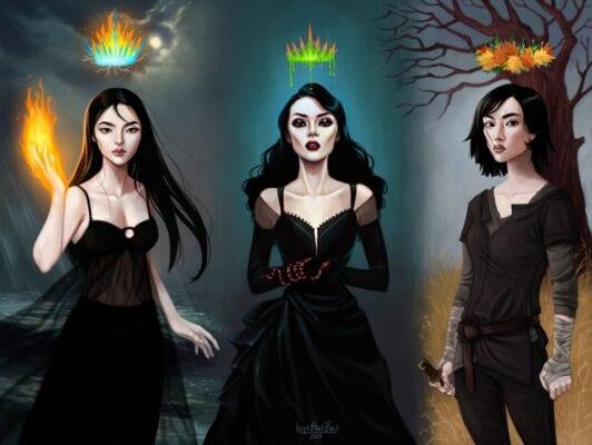 Three Dark Crowns 1