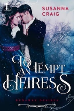 To Tempt an Heiress susanna craig