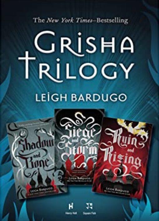 Trilogia Grisha Leigh Bardugo