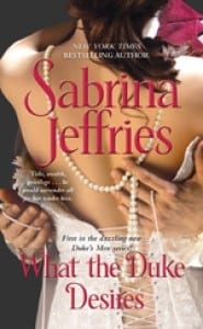 What the Duke Desires Sabrina Jeffries