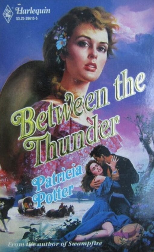 Between the Thunder Patricia Potter