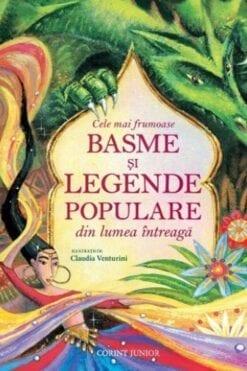 Cele mai frumoase basme si legende populare din lumea intreaga
