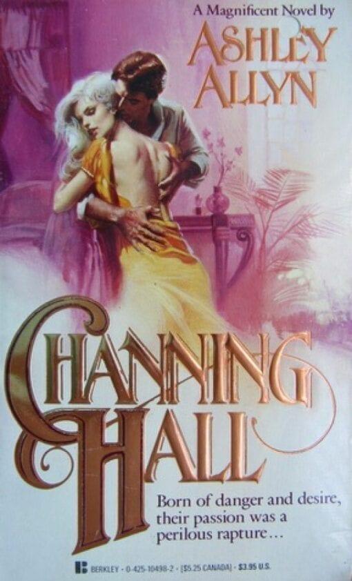 Channing Hall Ashley Allyn