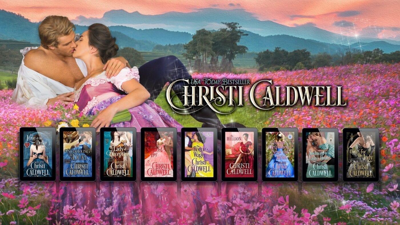 Christi Caldwell books