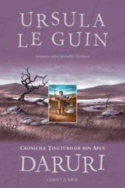 Cronicile Tinuturilor din Apus Ursula Le Guin