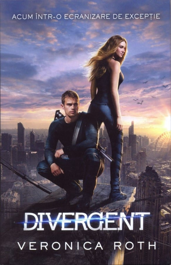 Trilogia Divergent Veronica Roth
