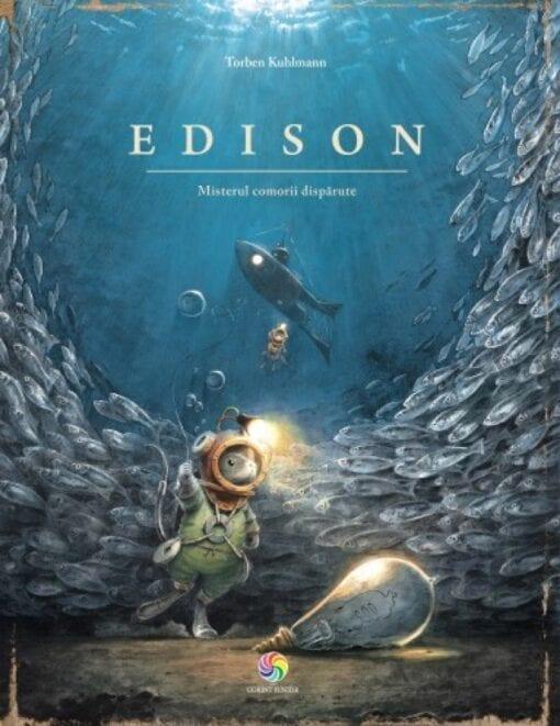 Edison Misterul comorii disparute