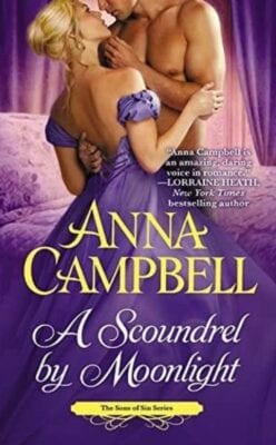 A Scoudrel by Midnight Anna Campbell