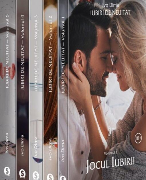 Seria Iubiri de Neuitat Ivo Dima