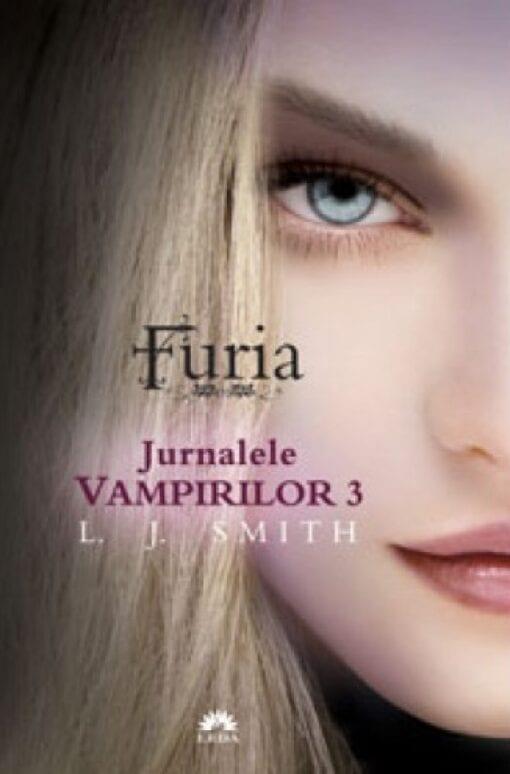 Jurnalele Vampirilor Furia LJ Smith